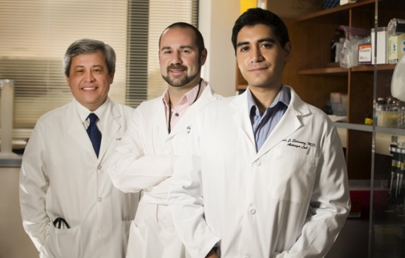 Carlos Arteaga and colleagues