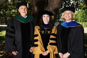 Bojana Jovanovic, Jennifer Pietenpol, Ph.D., and Harold Moses, M.D.