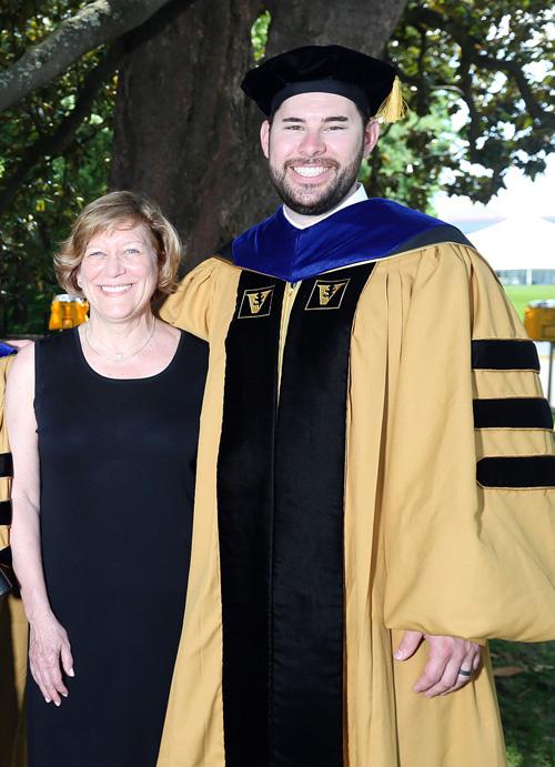 Ian McFadden and Lynn Matrisian, Ph.D.,