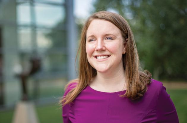 Bethany Rhoten, Ph.D., R.N., assistant professor of nursing (John Russell/Vanderbilt)