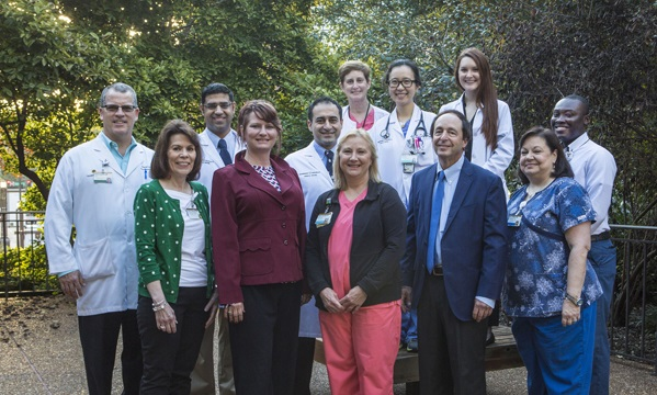 Cardio-oncology team